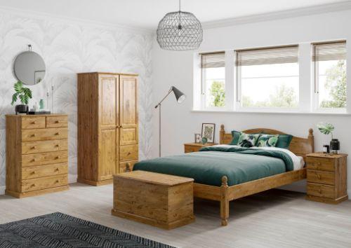 Devonshire Pine - Bedroom - Thirsk
