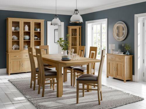 Devonshire Pine - Living & Dining - Beverley Oak