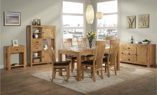 Devonshire Pine - Living & Dining - Davenport