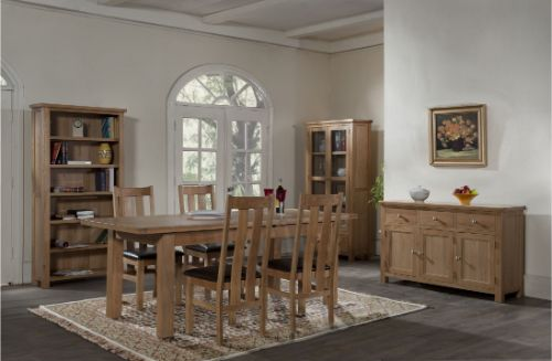 Devonshire Pine - Living & Dining - Dorchester Oak