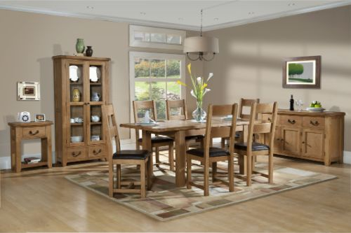 Devonshire Pine - Living & Dining - Summerfield