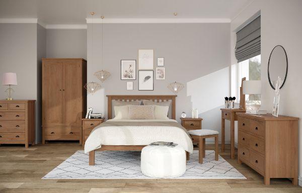 Kettle Interiors - RAYWELL OAK - Bedroom
