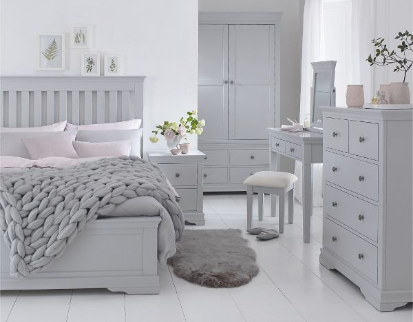 Kettle Interiors - SWAN GREY - Bedroom