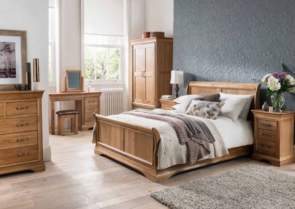 Fortune Woods - FILEY OAK - Bedroom