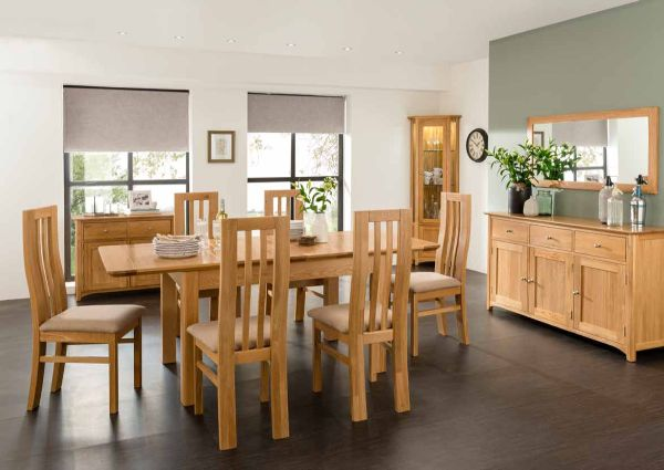 Fortune Woods - THIRSK OAK - Living & Dining