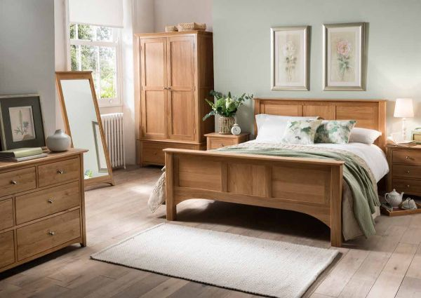 Fortune Woods - THIRSK OAK - Bedroom