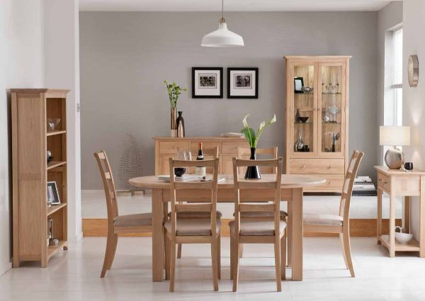 Fortune Woods - TADCASTER OAK - Living & Dining