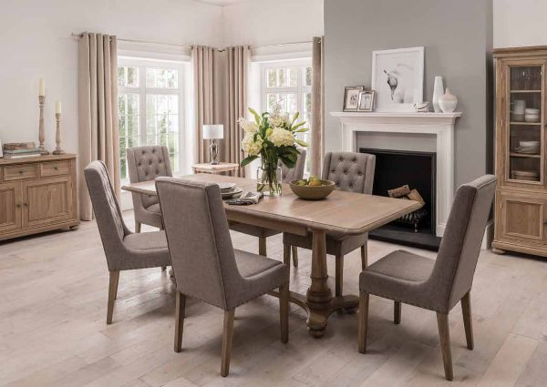 Fortune Woods - HARROGATE OAK - Living & Dining