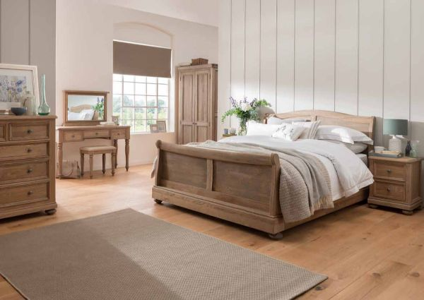 Fortune Woods - HARROGATE OAK - Bedroom