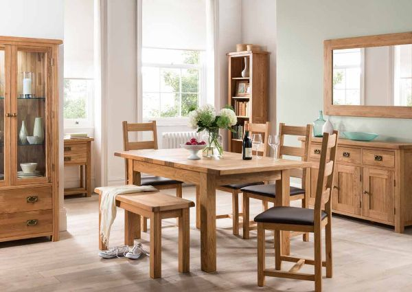 Fortune Woods - SCARBOROUGH OAK - Living & Dining