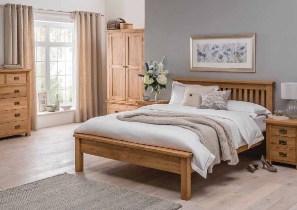 Fortune Woods - SCARBOROUGH OAK - Bedroom