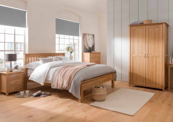 Fortune Woods - BEVERLEY OAK - Bedroom