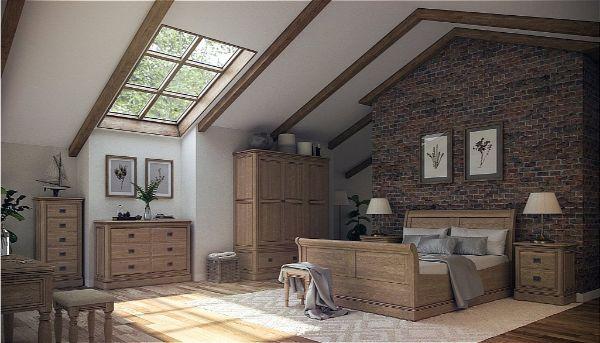 Classic - VIEUX - Bedroom