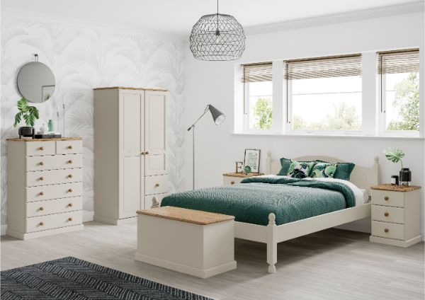 Devonshire Pine - Bedroom - Thirsk Painted