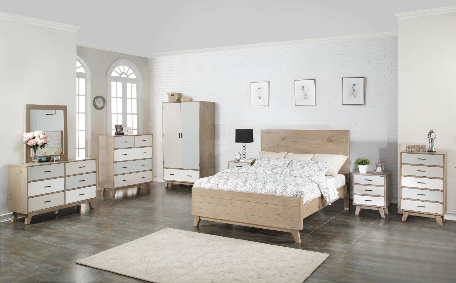 Classic - NAPLES - Bedroom