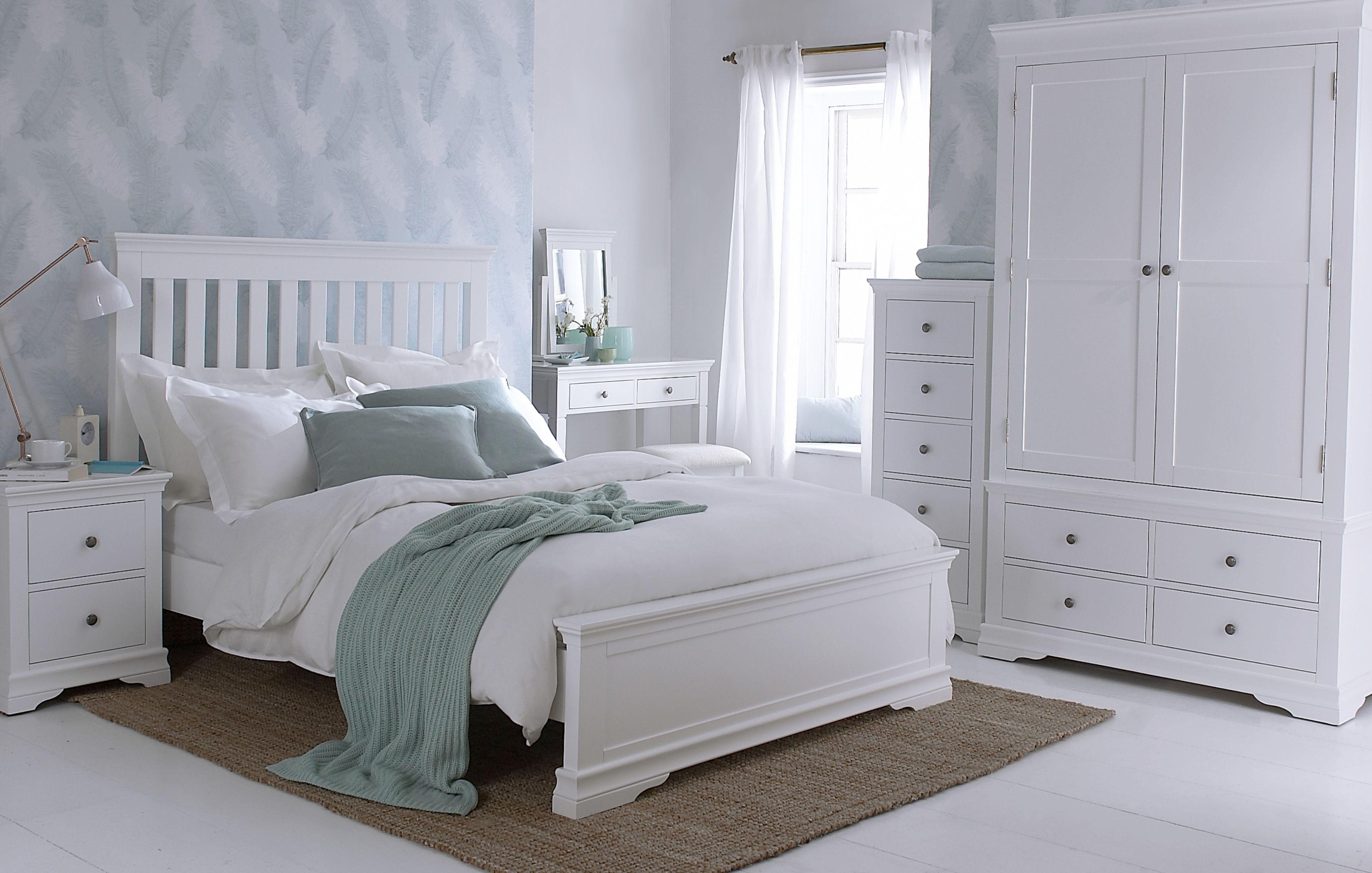 Kettle Interiors - SWAN WHITE - Bedroom