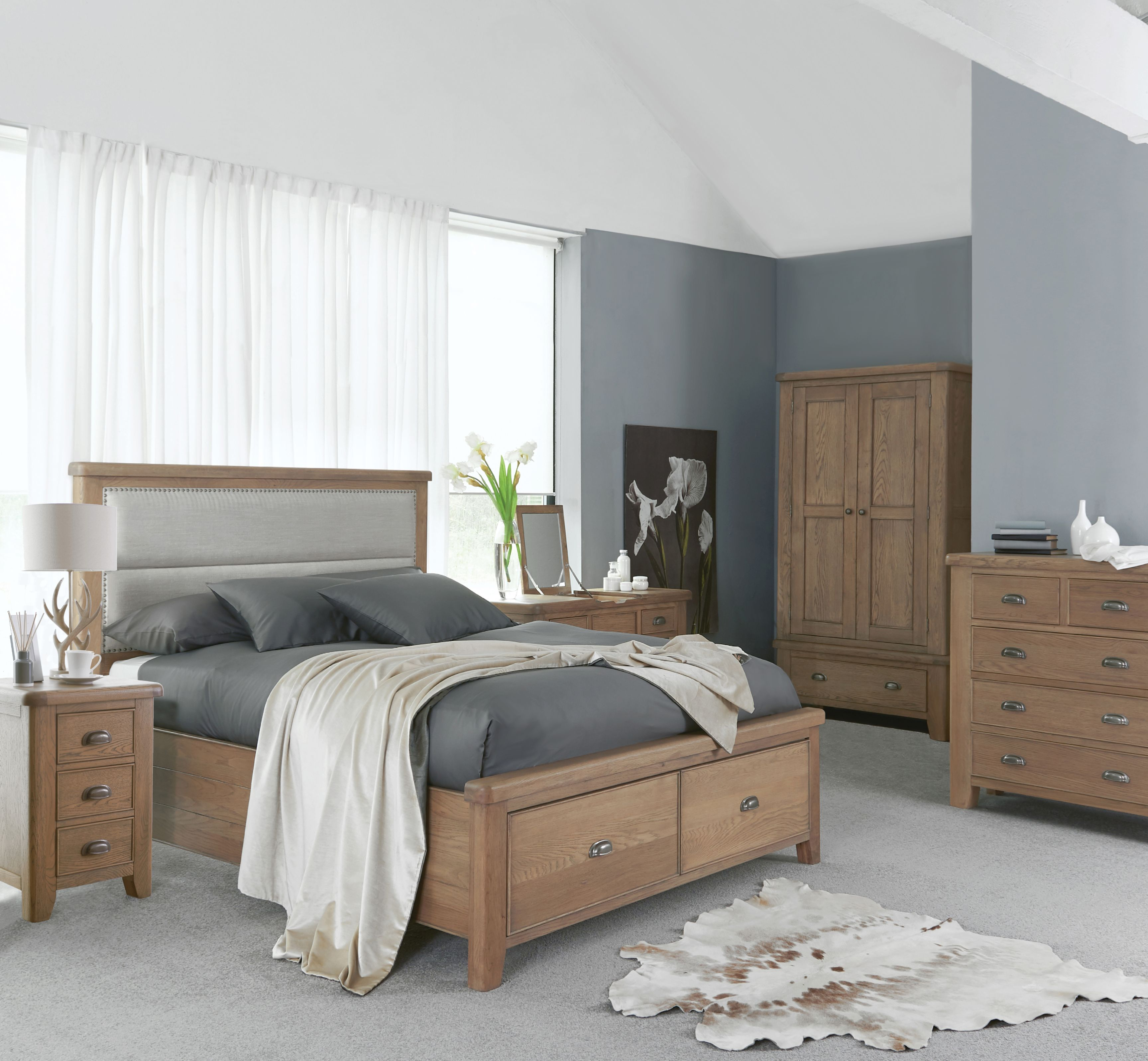 Kettle Interiors - HOULGATE - Bedroom