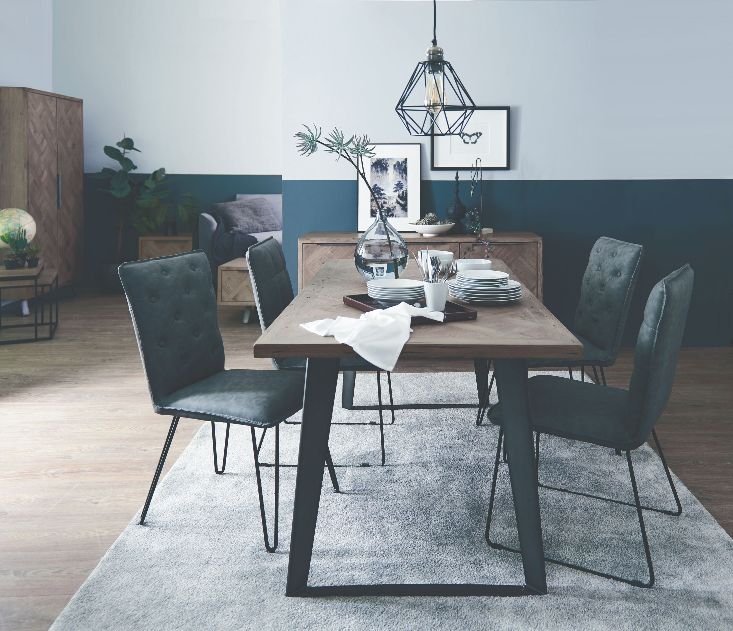 Kettle Interiors - IBIS - Living & Dining