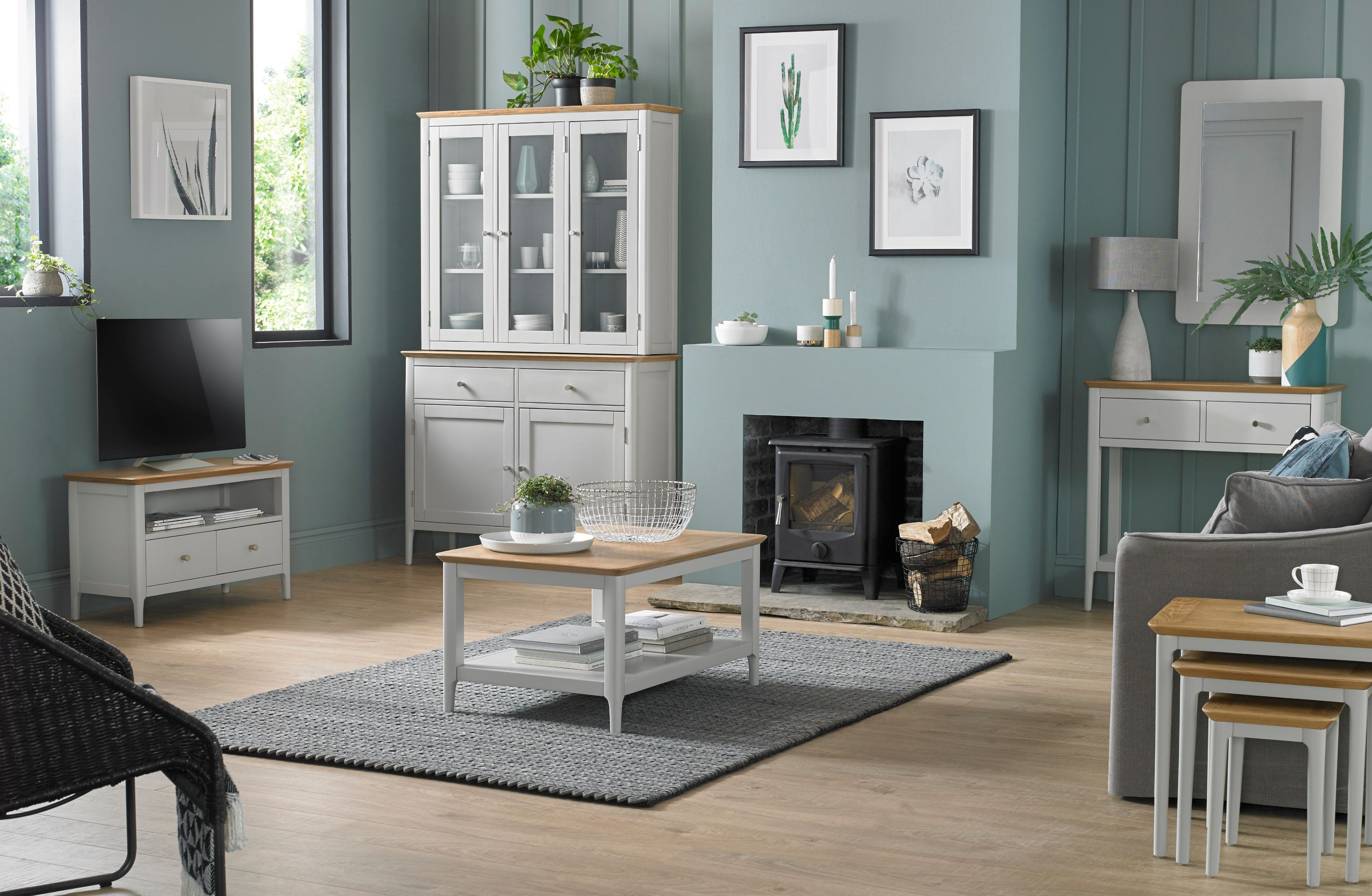 Heritage - HENLEY PAINTED - Living & Dining