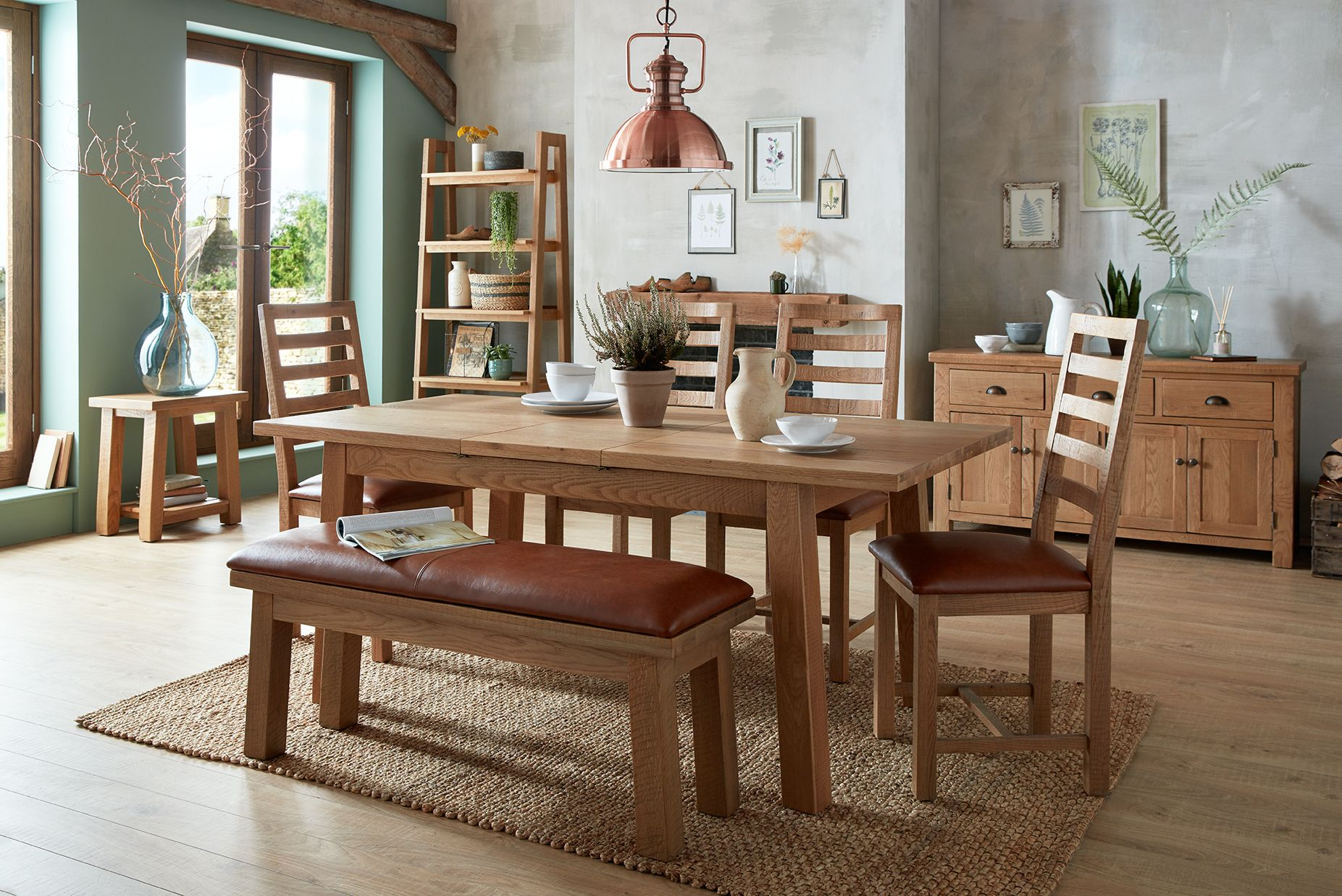 Heritage - ALABHAMA - Living & Dining