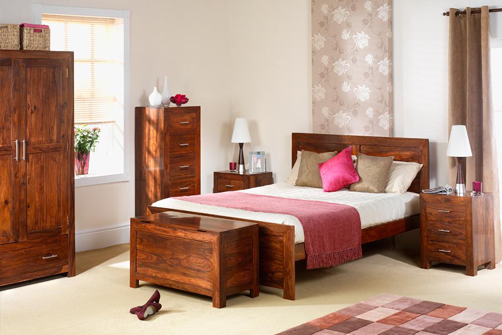 Heritage - KUBA - Bedroom