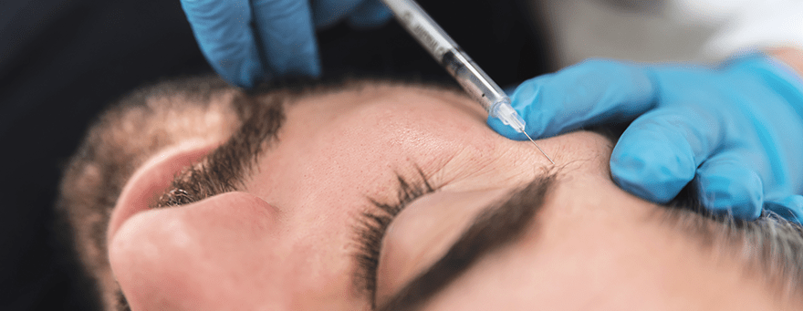 Bring back your youthful look with Botox injectibles from CT ENT and Dr. Waters