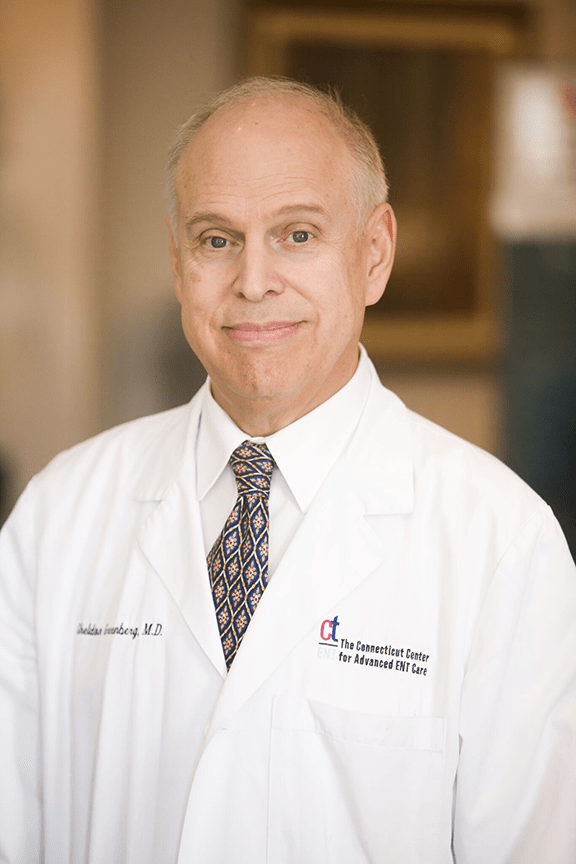 Meet Dr. Sheldon B. Greenberg, CT-ENT