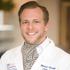 Meet Michael Cicirelli, CT ENT Nurse Practitioner