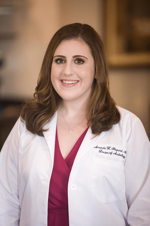 Meet Amanda Shepard, CT-ENT Audiologist