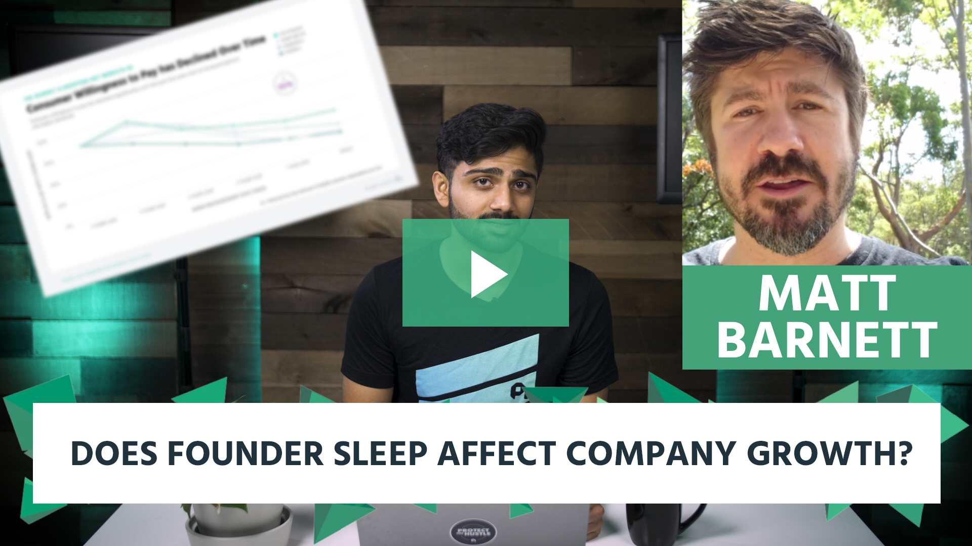 founder sleep