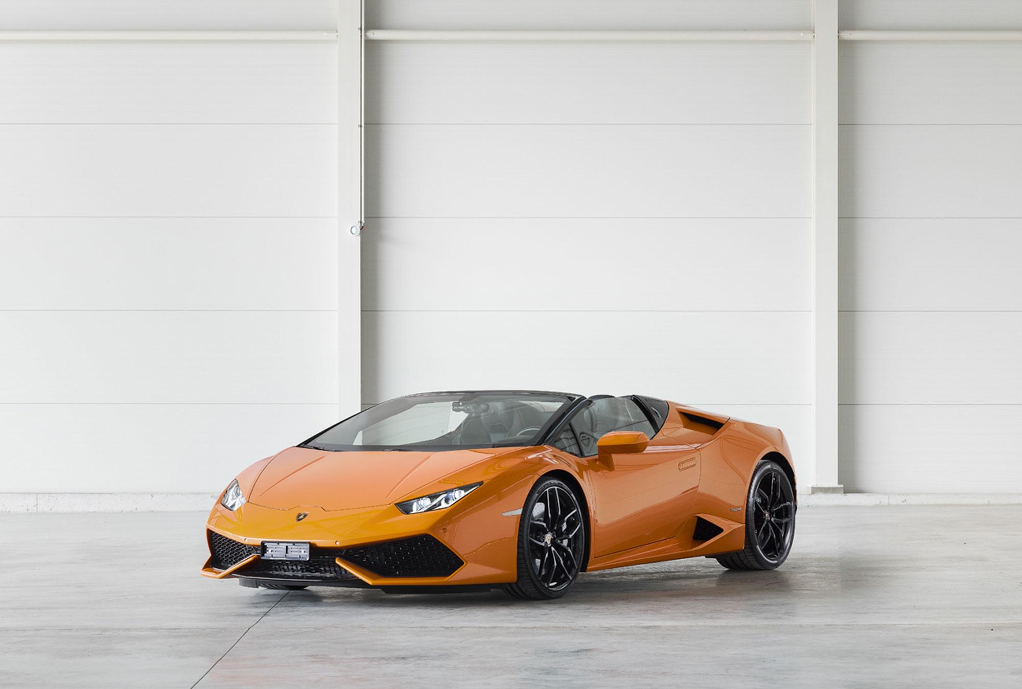 Lamborghini Huracán Spyder LP610