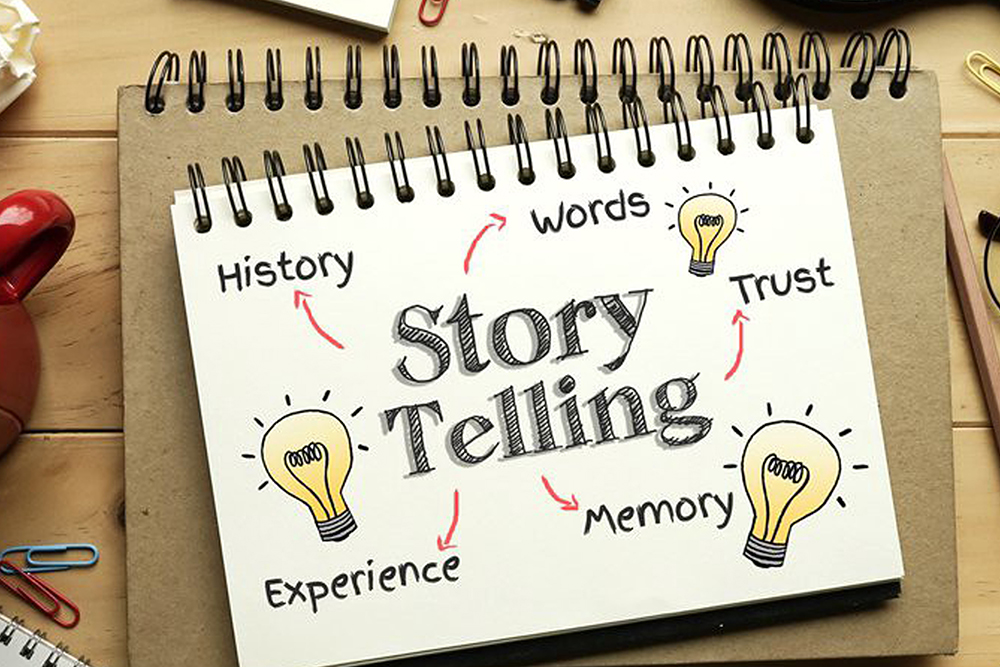 Storytelling: A Content Marketing Power Tool