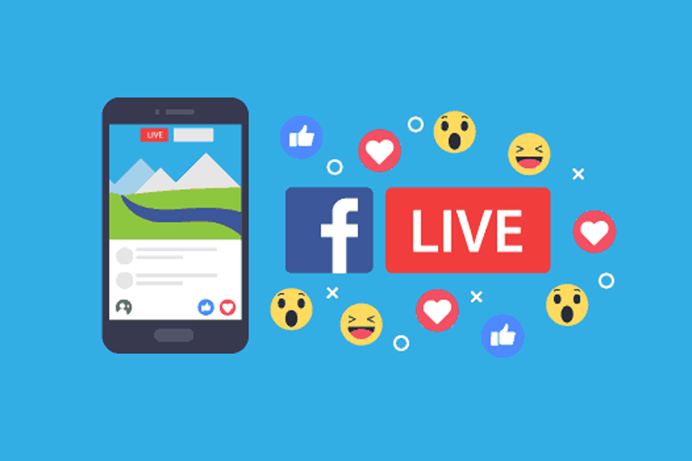 Checklist for a successful Facebook Live