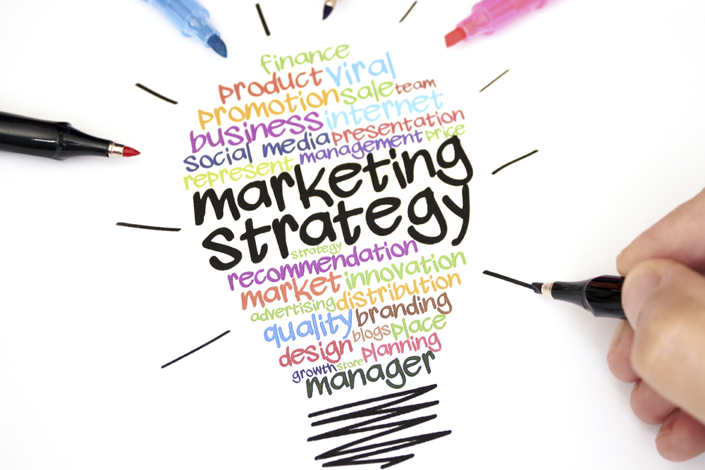 Marketing strategies for social media