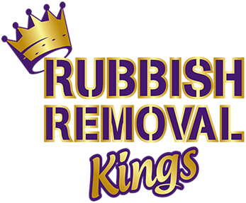 rubbish removal kings logo