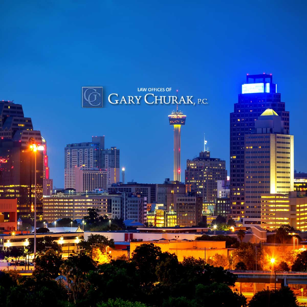 Criminal Defense Attorney San Antonio, TX   Gary Churak