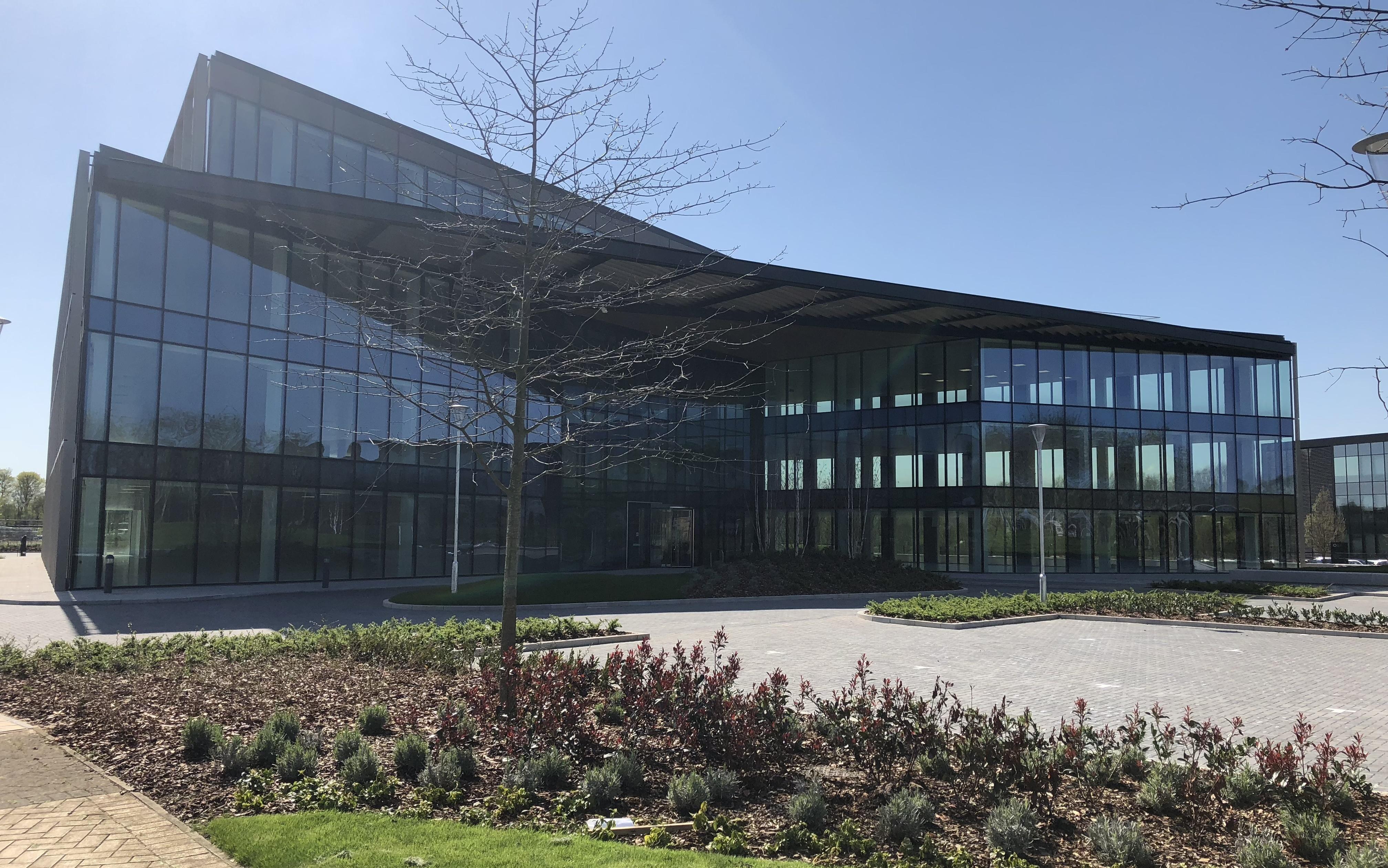 Schrödinger Building