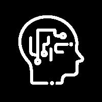 Icon of AI
