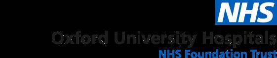Oxford University Hospitals NHW foundation trust logo