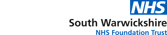 South Warwickshire NHS Foundation Trust logo