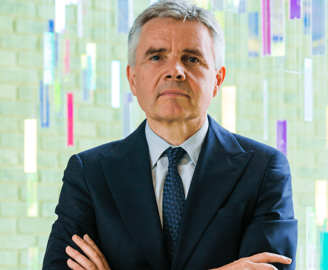 Paul Drayson, CEO