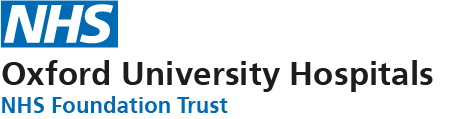 Oxford University Hospitals NHW foundation trust logo
