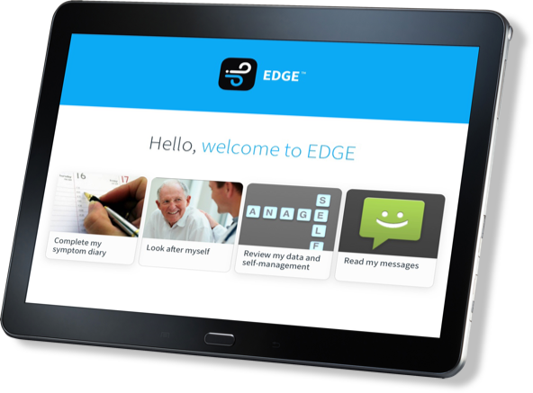 EDGE tablet
