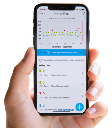 DBm-Health app
