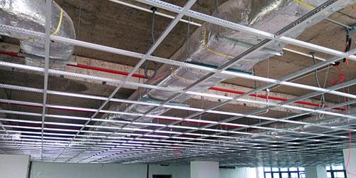 grid ceiling las vegas