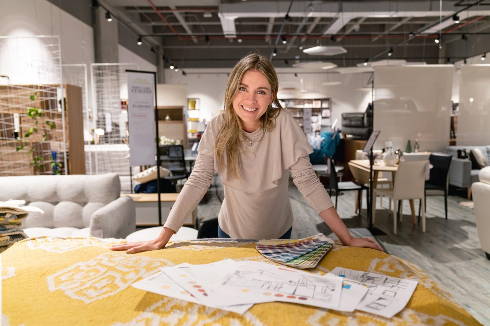 o que faz um designer de interiores
