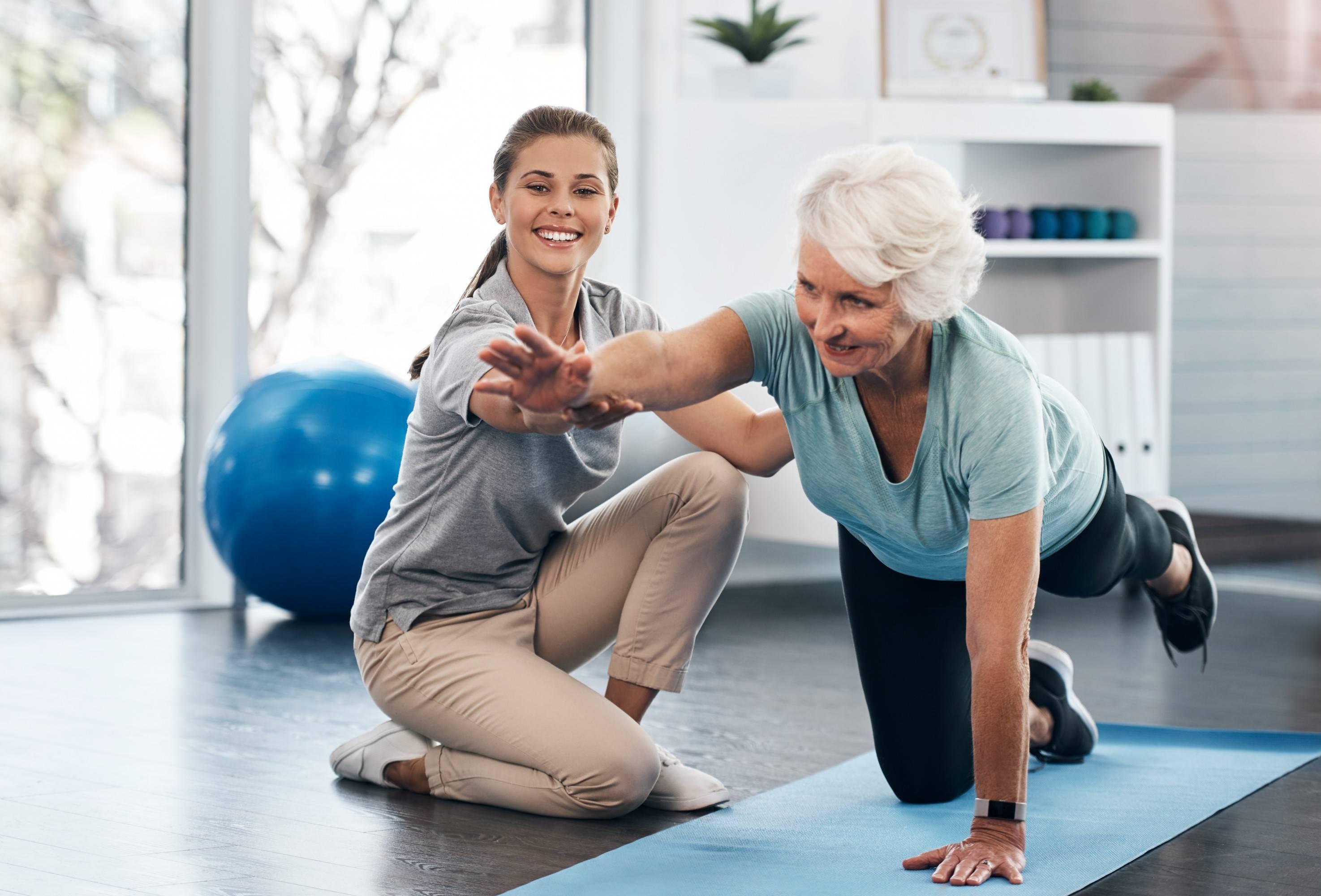 áreas da fisioterapia