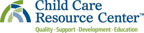 Event sponsor child care resource center logo