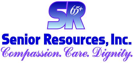 Event sponsor senior resources logo