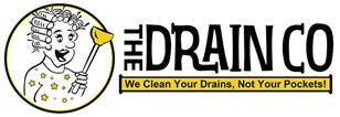 Event sponsor Drain Co. logo